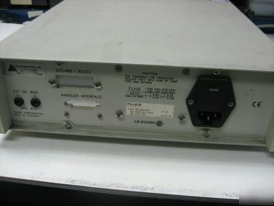 Fluke Programmable Automatic Rcl Meter Mdl Pm6304 003