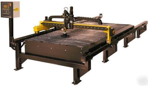 New Esab 2008 Cnc Plasma Cutter Piecemaker 2