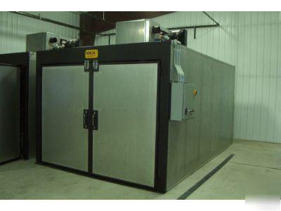 Powder Coating Batch Oven Ovens 8 W X 8 H X 16 D