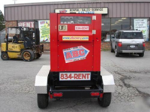 Towable Diesel Generator