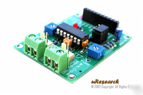 Analog Output - Convert PWM to Voltage
