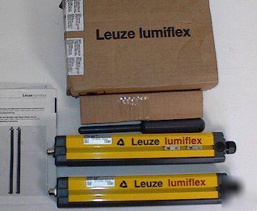 Leuze lumiflex compact