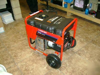 troy bilt 5550 generator manual